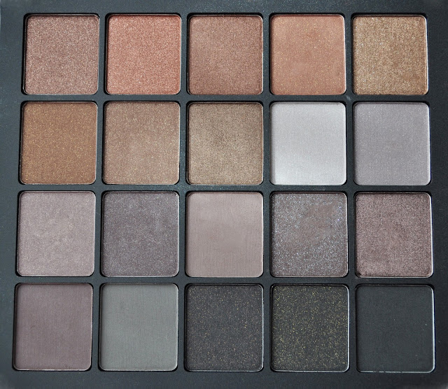 So Lonely in Gorgeous: Give Me Love, Give Me Eye Shadow! Inglot Freedom System 20 Eyeshadow ...