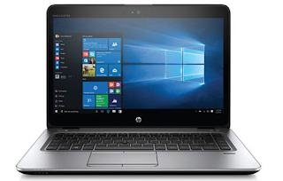 "HP EliteBook 745 G4 Notebook PC 14"" (AMD Pro A12) Drivers Download For Windows 10 and 7 (64bit)"