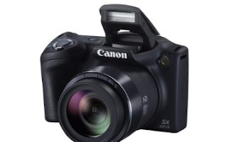Canon PowerShot SX410 IS Software