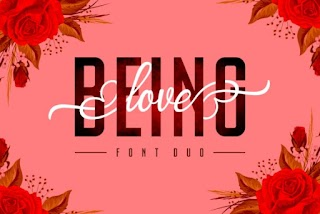Being Love Duo Font
