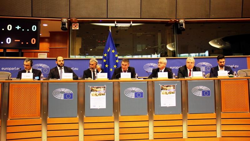 Το Ποντιακό ζήτημα συζητήθηκε σε ημερίδα στο Ευρωκοινοβούλιο
