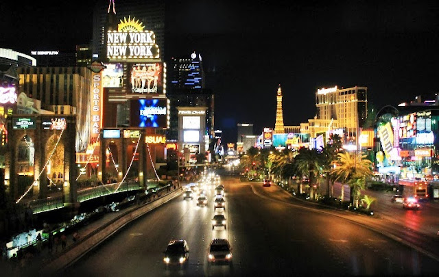 Como dirigir Las Vegas