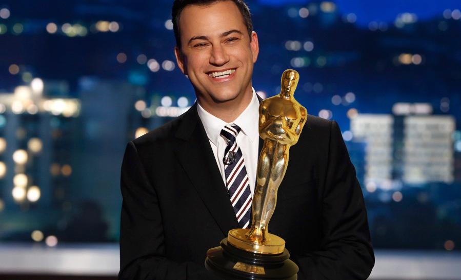 Jimmy Kimmel vai apresentar o Oscar 2017
