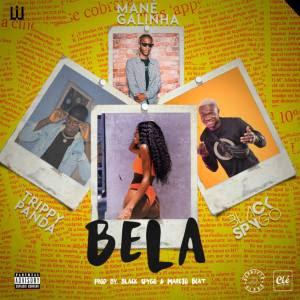 Dj Black Spygo - Bela (feat. Mané Galinha & Trippy Panda) [Baixar Afro House] 2020