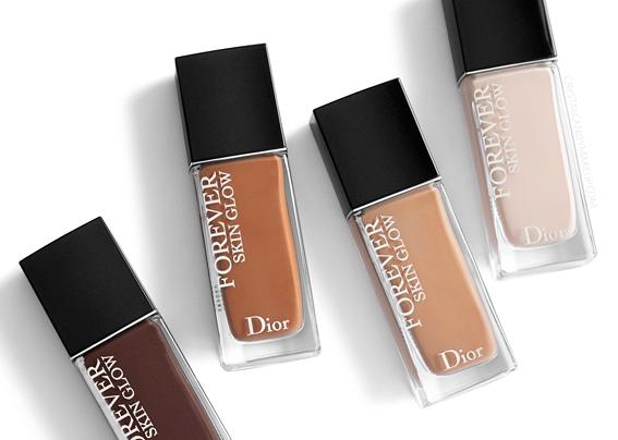 Fond teint Forever Skin Glow de Dior Revue Avis Avant Après