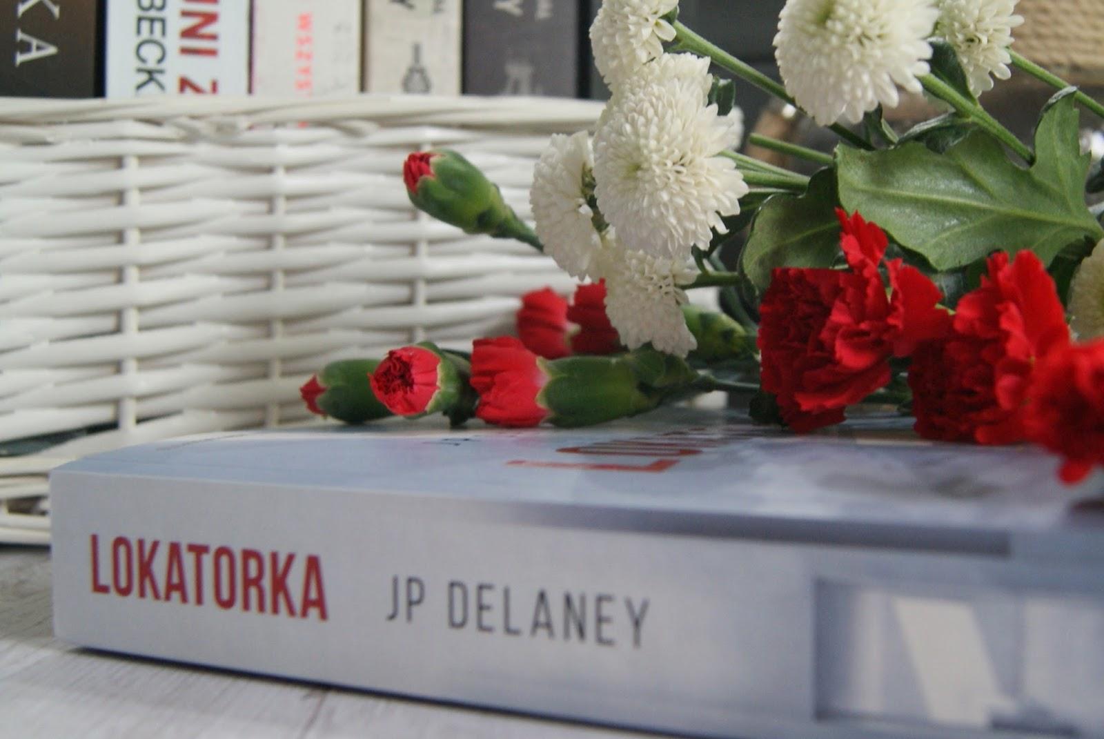 """LOKATORKA"" - JP DELANEY | PRZEDPREMIEROWO"