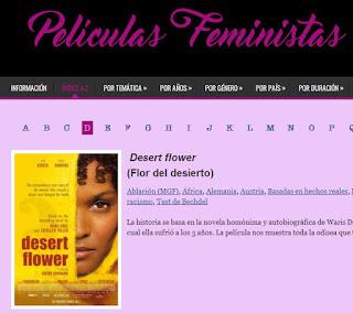 http://www.peliculasfeministas.com/category/por-genero/