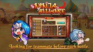 Ninja Alliance Apk Mod