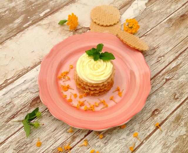 peach-cobbler, milhojas-de-melocoton