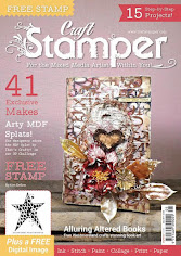 Published in Craft Stamper May 2017