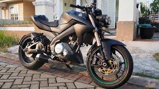 Modifikasi Yamaha Vixion 28