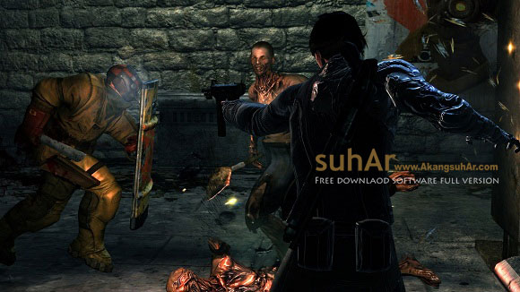 Dark Sector PC Full Version Free Download, Dark Sector Game PC For Windows