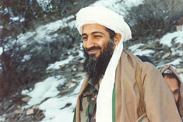 أسامه بن لادن حي يرزق !