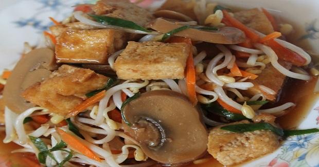 Tofu And Mushroom Recipe