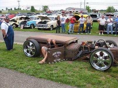rat rod cars best - photo #31