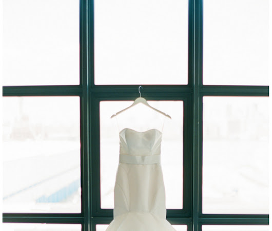 Maison May Brooklyn Wedding featured on Style Me Pretty!