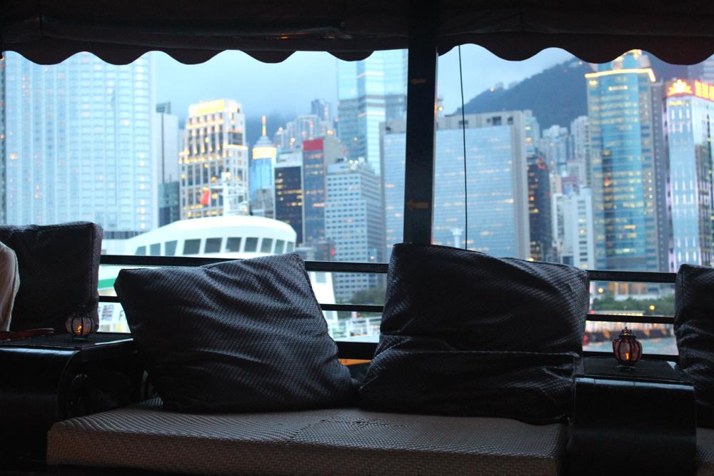 Aqua restaurant, Hong Kong | lifestyle and travel blog