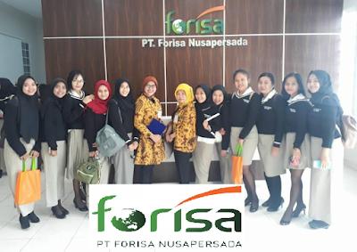 Lowongan Kerja SMA SMK D3 S1 PT. Forisa Nusapersada, Jobs: CRM Analyst, SAP Administrator, Operator Forklift, Assistant Brand Manager.