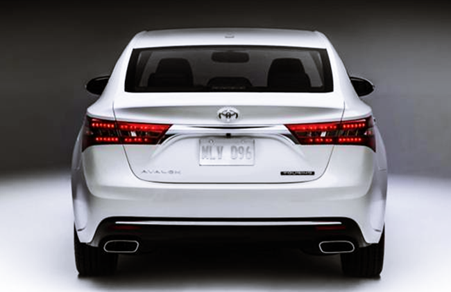 2017 Toyota Avalon Hybrid Review Price And Release Date
