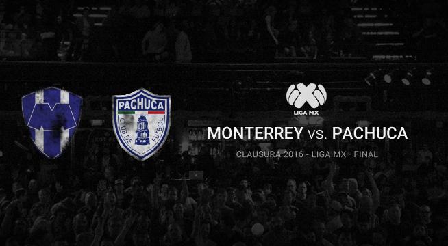 Final Torneo Clausura 2016 Liga MX del futbol mexicano - Rayados de Monterrey vs. Tuzos del Pachuca | Ximinia