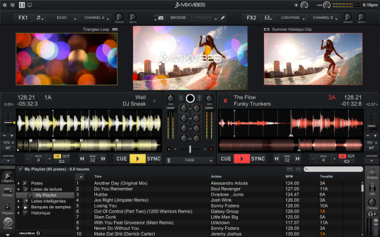 Cross DJ Free (Software Mix Lagu & DJ Gratis)