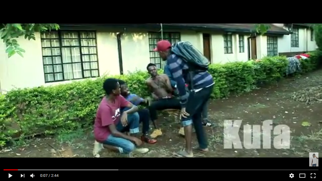 Hilarious Unakufa Song Released By Kenya's Fastest Rising Producer Lil Lee Jefferson Bulldwozer