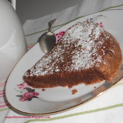 recette de la Torta caprese