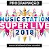 PROGRAMAÇÃO - MUSIC STATION SUPER LIVE 2018