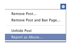 Block User From Facebook Page