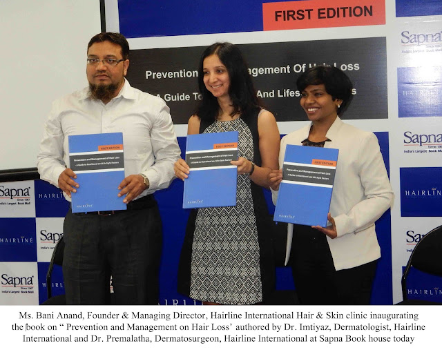Hairline International Launches Comprehensive Book With Nutritional and Lifestyle Advice on Hair Loss Prevention and Management