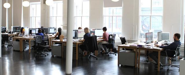 Centro de trabajo y empresa