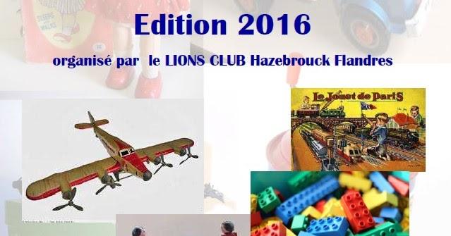 La passion du train hazebrouck salon du jouet ancien et - Salon du jouet ancien ...