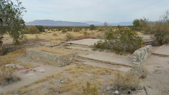 Desert Center California