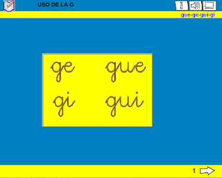 GUE - GUI - GE - GI