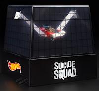 San Diego Comic-Con 2016 Mattel Exclusive HOT WHEELS DC HARLEY QUINN SUICIDE SQUAD