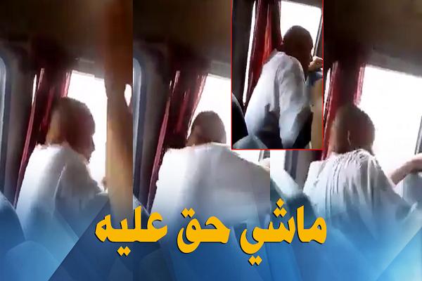 أمن بوقادير يوقف المعتدين على مختل عقليا ونشر فيديو له في الفيسبوك