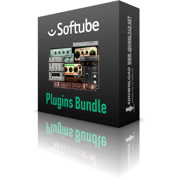 Download Softube Plugins Bundle v2.2.76 Full version