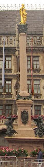 Marienplatz o que ver em Munique Alemanha