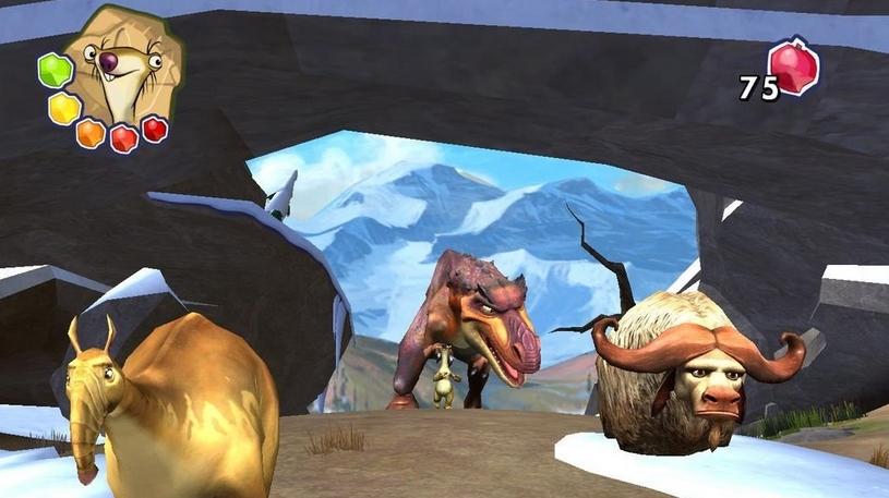 Ice Age Dawn of the Dinosaurs PC Full Español