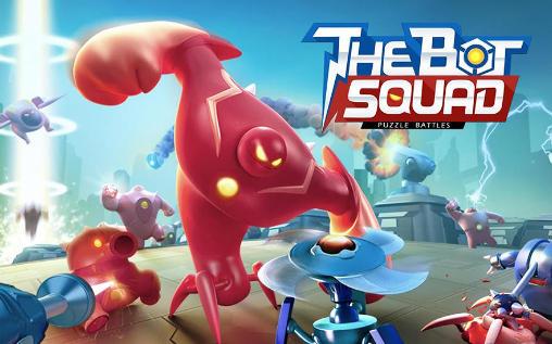 The Bot Squad, kolaborasi Tower Defense dan Puzzle game dari Ubisoft