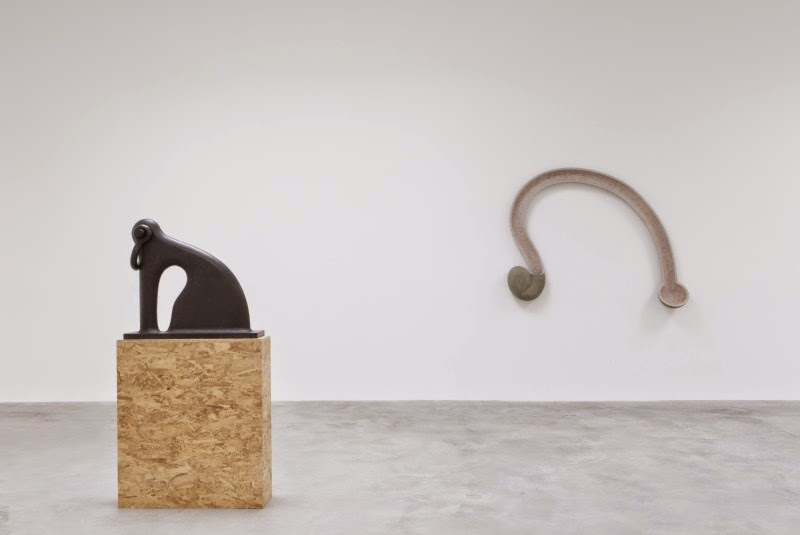 Martin Puryear at Matthew Marks