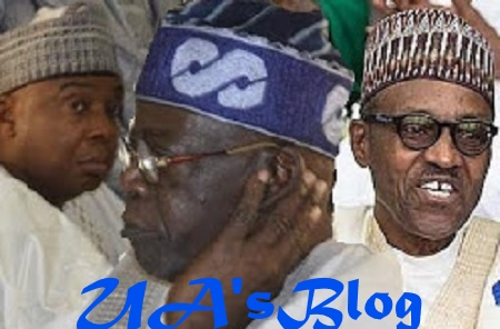 2019: APC Crisis Messier; N600m Fraud Rocks Oyegun As Buhari, Saraki's Men Gang Up Against Tinubu
