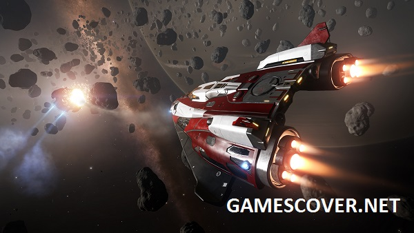 Elite Dangerous Review, Story & Gameplay