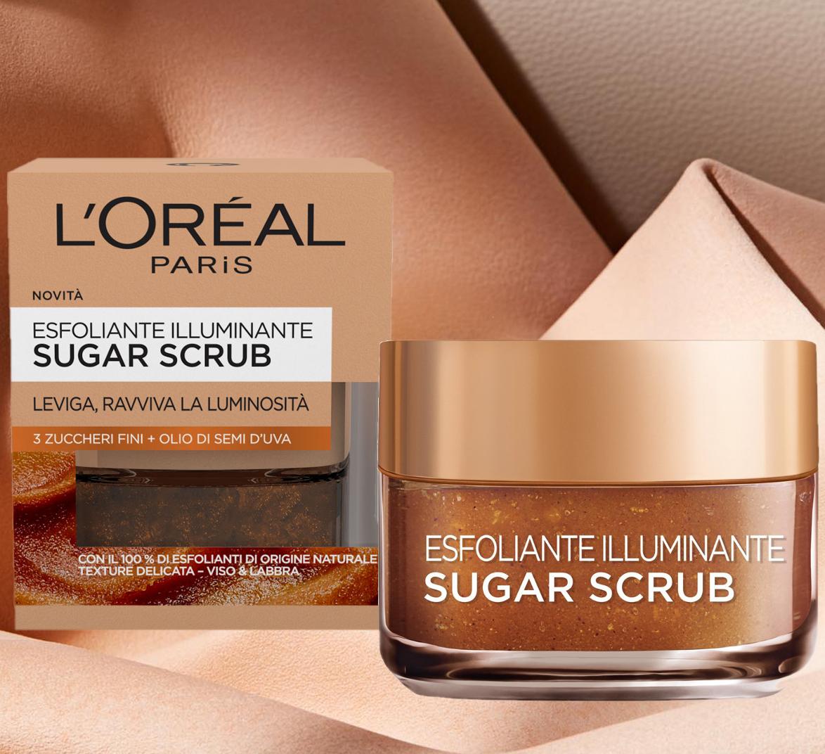 loreal-sugar-scrub-esfoliante-illuminante