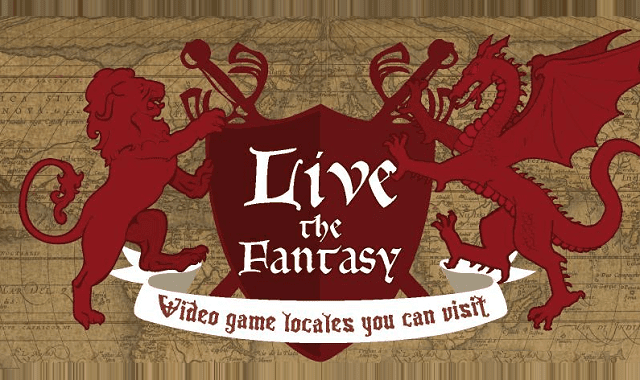 Image: Live the Fantasy: The Video Game Locales You Can Visit