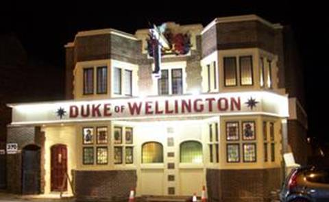 Duke of Wellington photo