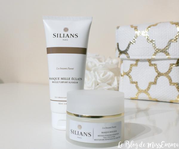 Silians - Masques Mille Eclats et Masque Douceur