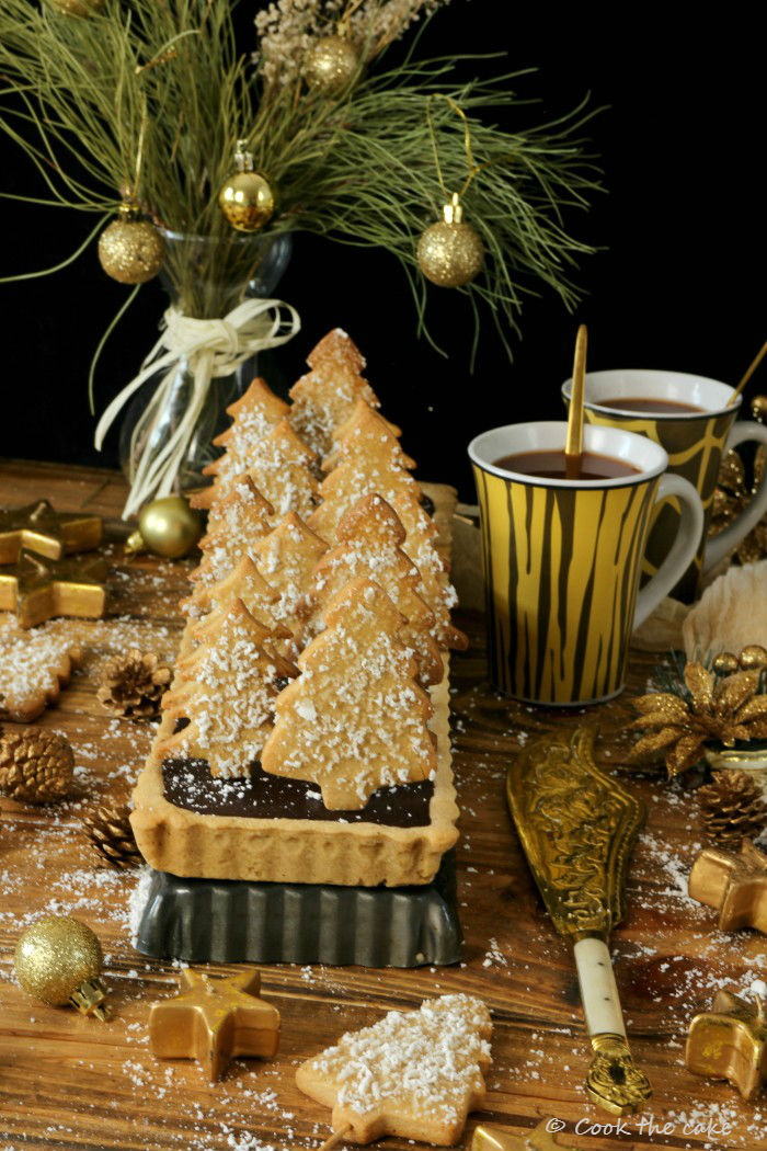 tarta-de-chocolate-y-canela, crostata-di-natale, chocolate-and-cinnamon-tart