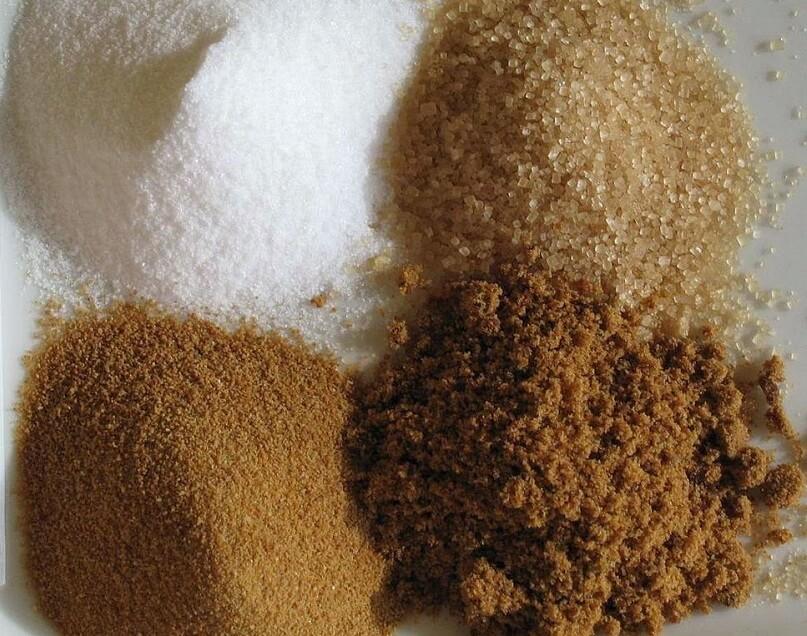 4 Jenis Gula