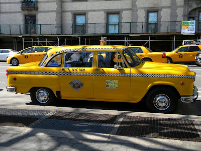 Checker Marathon Taxistock photo